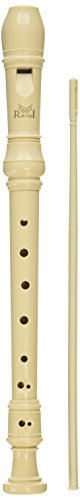 ravel-pr19v-ivory-recorder-with-cleaning-rod-and-bag
