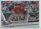 Cesar Hernandez (Baseball Card) 2017 Topps - [Base] - Rainbow Foil #222