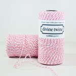 Raspberry Divine Twine