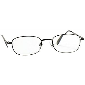 1b3f699f5b8 Image Unavailable. Image not available for. Color  Foster Grant Spare Pair  Metal Reading Glasses RR52 +2.75 ...