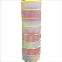 SpiderLath Fiberglass Lath | Stucco Netting | Stucco Mesh | Non-Rusting Metal Lath Alternative | Self Furring | 300 sq ft. With Strips (Veneer Stone Over Brick)