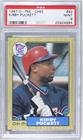 Kirby Puckett Graded PSA 9 MINT (Baseball Card) 1987 O-Pee-Chee - [Base] #82