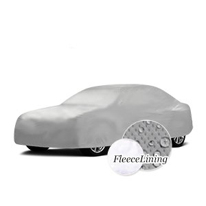Car Cover Store 100% Waterproof Car Cover for Cadillac Fleetwood Sedan 4-Door - 5 Layer