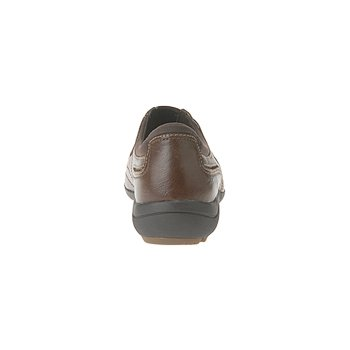 Hush Puppies, Sfeer, Womens Walking Shoes, Coffee Brown Leather, Us 9.5 M