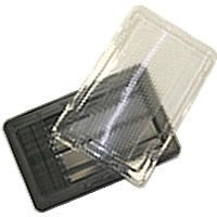 Package Tray with Cover fit 50PCs Long DIMM (DDR, DDR2, DDR3, DDR4 Desktop OR Server) ESD Package