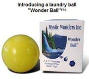 Wonder Ball Detergent-Free Laundry Cleaner 2,000 ()