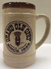 Grand Ole Opry WSM Mug, Since 1925, Nashville - Tennessee Opry