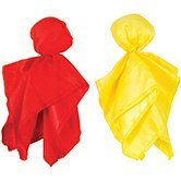 Club Pack of 24 Yellow Penalty and Red