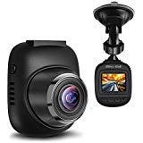 SMALL-EYE Dash Camera Mini Dash Cam for Cars Full HD 1080P Dashboard Camera with 6 Lens, G-Sensor, Loop Recording, Motion Detection Car Camera