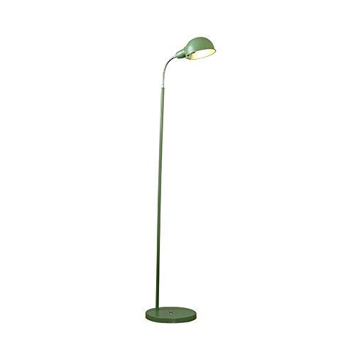 Lámparas de pie de hierro ajustable, Modern Minimalist LED ...