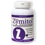 Zymitol 90 Capsules Systemic Enzyme for Pain and Inflamation By Generation Plus