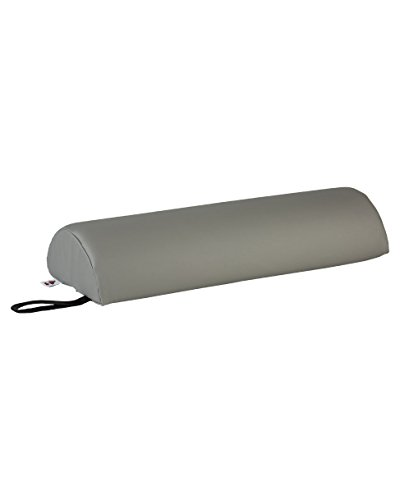 Core Products Half-Round Positioning Bolster - Gray