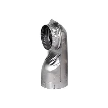 Amazon Com Chimney 89612 4 In Dryer Vent Wall Offset