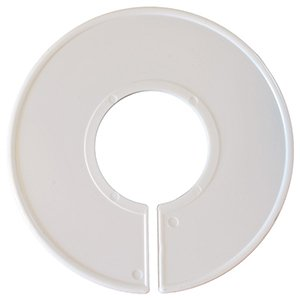 American # 461100,''Blank'' Round Size Dividers, Size Dividers Round White with Black Numbers (100 per Pack)