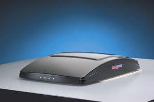 (Maxx Air 00007500K 00-07500K MaxxFan Deluxe with Remote-Smoke)