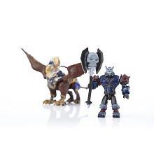Mega Bloks World of Warcraft Swift Wyvern and Scarbuck Bu...