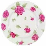 Place Piece Rose Setting 4 (Nikko Wild Rose 4 Piece Place Setting)