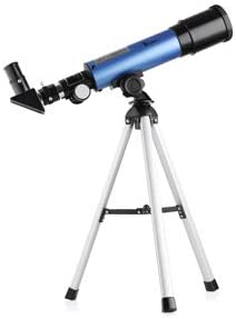 AZ Astronomical Refractor Telescope with an Tripod and 2 Eyepieces Astronomical Telescope for Kids Adults Beginners for Astrophotography and Visual Astronomy TANGADYL Telescope