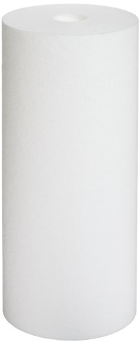 Scale Length Sediment - Pentek DGD-2501 Spun Polypropylene Filter Cartridge, 10
