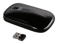 New - Kensington SlimBlade K72334US Mouse with Nano Receiver - (Kensington Black Mouse Receivers)