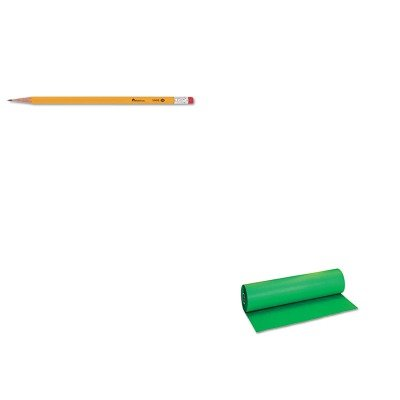 KITPAC101202UNV55400 - Value Kit - Pacon Decorol Flame Retardant Art Rolls (PAC101202) and Universal Economy Woodcase Pencil (UNV55400) by Pacon