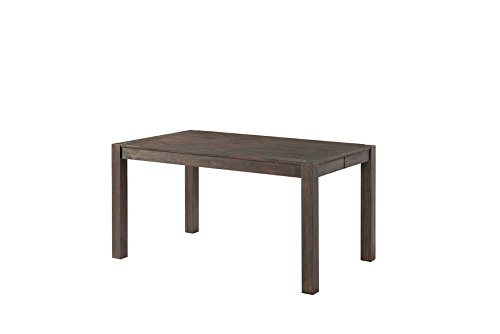 Intercon SL-TA-3660-BCO-C Salem Dining Table, Wire Brushed Cocoa Finish (Set Salem Dining)