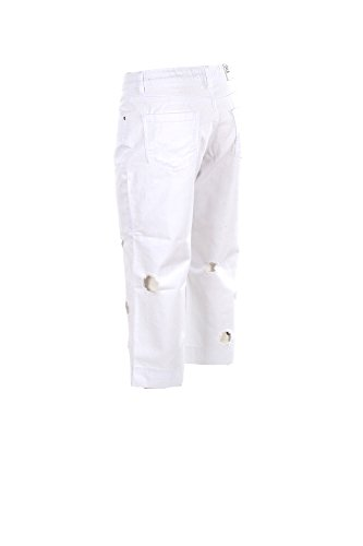 28 Sh Rnp18083jcfe Estate Bianco Jeans Donna 2018 Primavera pqHAx8WEwF