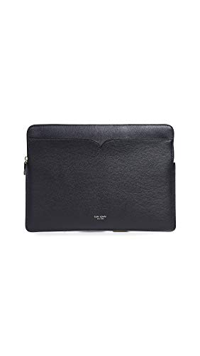 Kate Spade New York Sylvia Universal Slim Laptop Sleeve, Black, One Size by Kate Spade New York (Image #1)