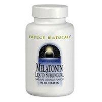 Source Naturals Melatonin 2.5mg, Peppermint