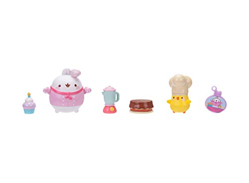 Molang Series 2 Push N' Peel Deluxe Mystery Figures 2