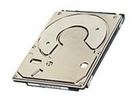 Toshiba MK1661GSYN - Hard drive - 160 GB - internal - 2.5