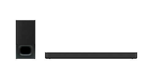 Sony HT-S350 – Barra de Sonido 2.1 (Bluetooth, subwoofer inalámbrico, 320W, S-Force Pro Surround) Negro