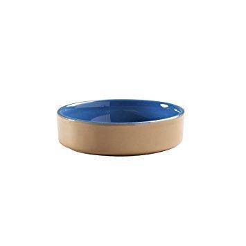 Mason Cash Cane and Blue 5-Inch Cat Saucer by Mason Cash