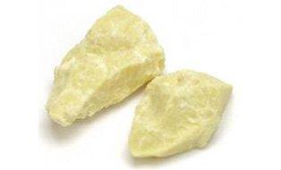 Organic Raw beurre de cacao, 1 Pound Bag