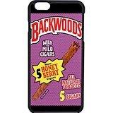 Backwoods Honey Berry Cigars Case / Color Black Plastic / Device iPhone (Honey Berry)