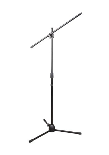 Hamilton KB840M Stands Combination Boom and Straight Tripod Base Mic Stand Combination Microphone