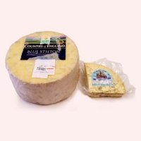 English Waxed Rind Stilton - 1 x 3.0 lb by Tuxford/Tubbet (Image #2)