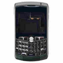 Housing (Complete) for BlackBerry 8300, 8310, 8320 Curve (Gray) ()