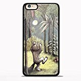 img - for where the wild things are Design GNO for iPhone 6/6s Black case book / textbook / text book