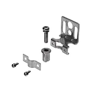 Omron F39LJ1 Sensor Mounting Bracket, For Use With F3SJ Series Safety Light Curtains
