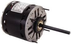 "CENTURY FDL6001 Century Fdl6001 MasterfitPro Direct Drive Blower Motor, 5-5/8"", 115 Volts, 7.0 -  A.O. SMITH, 504015"