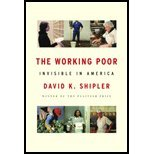 img - for Working Poor - Invisible in America (04) by [Hardcover (2004)] book / textbook / text book