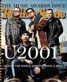 Rolling Stone Magazine # 860 January 18 2001 U2 (Single Back Issue)