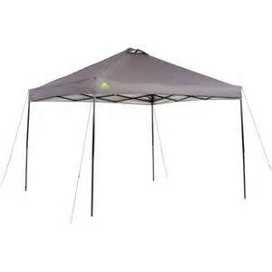 Ozark Trail Instant 10' x 10' Canopy (First Up Screen Curtain)