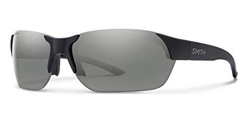Smith Envoy ChromaPop Polarized Sunglasses - Men's Matte Black/Polarized Platinum, One ()