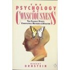 Psychology Consciousness, Robert E. Ornstein, 0140226214