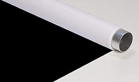 Fondo DE Vinilo DE Doble Cara Negro Blanco 200CMX400CM