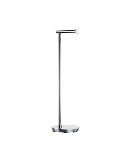 Outline Toilet Roll - Smedbo FK606 Outline Lite Toilet Roll Holder Stainless Steel Polished by Smedbo