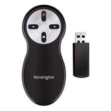 Kensington Wireless Presenter with Laser Pointer
