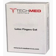Latex Finger Cots - Large Size - 144/BOX